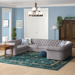 Gowans Sectional by Three Posts Coupon