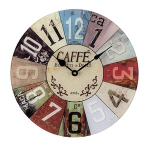 35cm Analogue Wall Clock