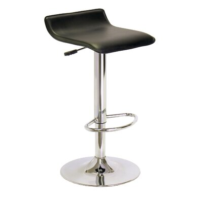Awesome Winsome Spectrum Adjustable Height Swivel Bar Stool Lamtechconsult Wood Chair Design Ideas Lamtechconsultcom