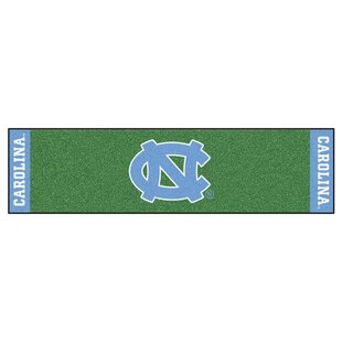 NCAA University of North Carolina Chapel Hill Putting Green Mat By FANMATS