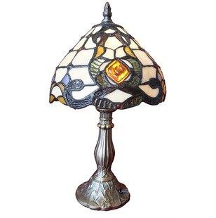 Delfin Tiffany 14 Table Lamp