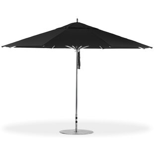 Nyles 13' Market Umbrella by Latitude Run Bargain