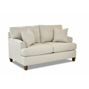 Order Angie Loveseat by Wayfair Custom Upholstery™ Reviews (2019) & Buyer's Guide