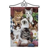 Cat Weather Resistant Flags You Ll Love In 2021 Wayfair