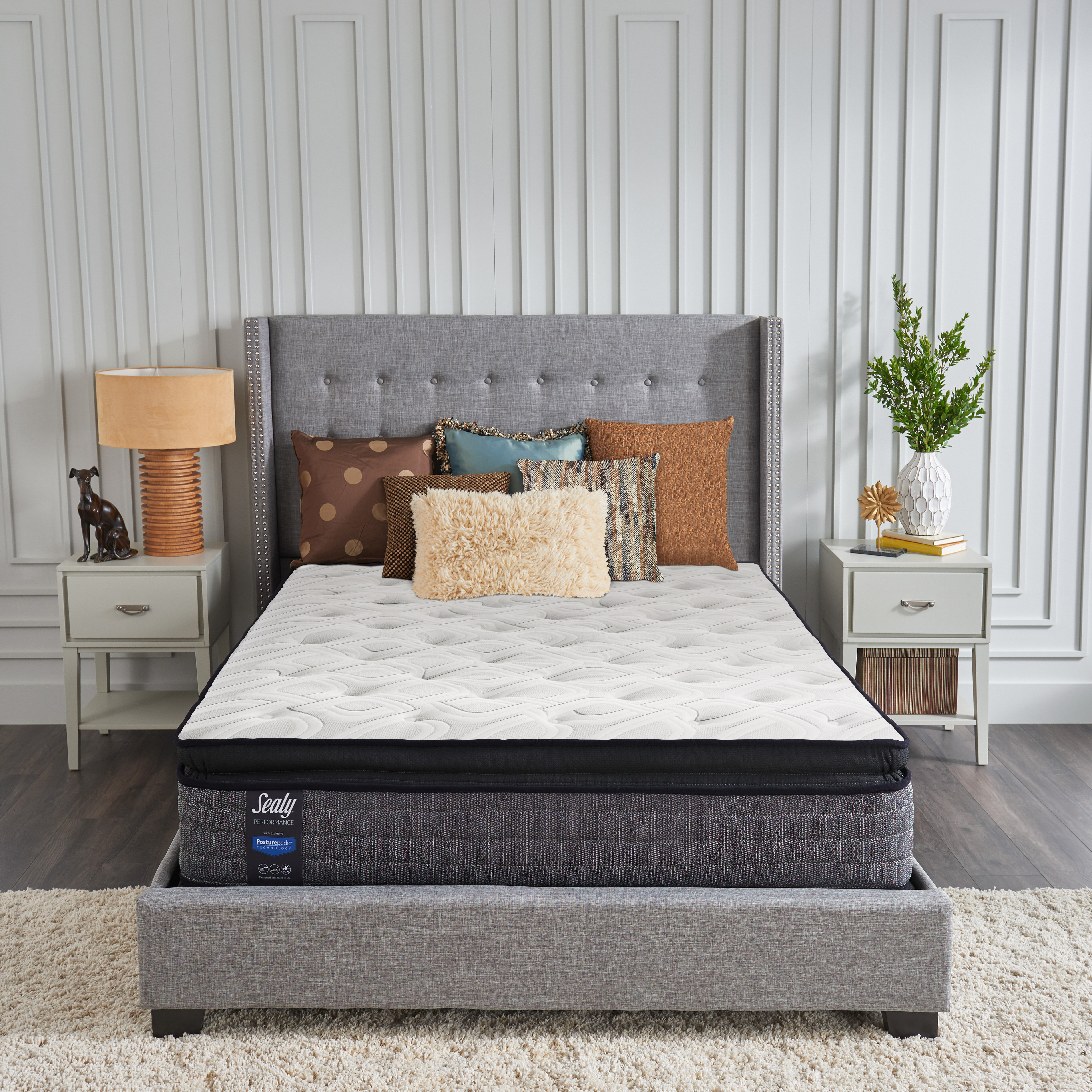 Sealy Response Performance 14 Plush Pillow Top Mattress Reviews Wayfair