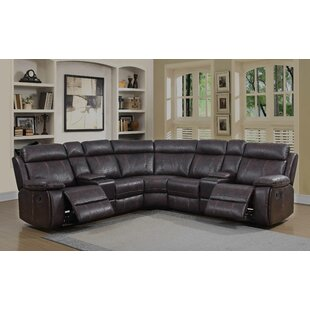 Find for Kasten Reclining Sectional by Red Barrel Studio Reviews (2019) & Buyer's Guide