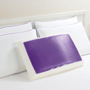 Wave Bed Memory Foam Standard Pillow ByComfort Revolution