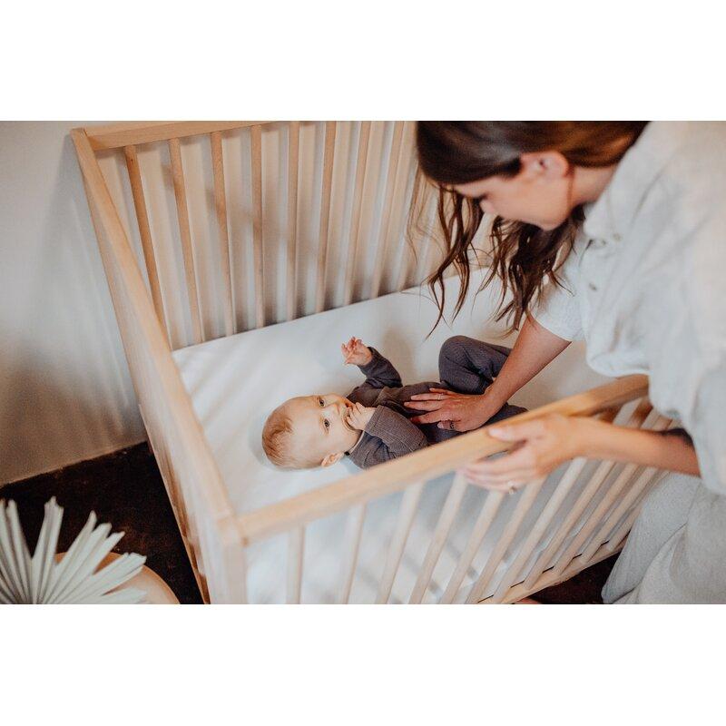 Colgate Waterproof Standard Crib Mattress Reviews Wayfair