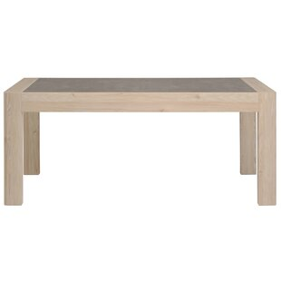 Chris Extendable Dining Table by Parisot 2019 Online