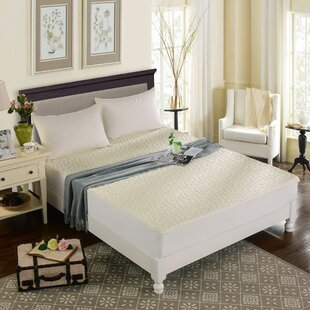 Pebbletex Tencel Hypoallergenic Waterproof Mattress Protector