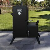 Vertical Charcoal Portable 1176 Square Inches Smoker