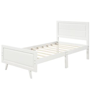 Junia Twin Sleigh Bed by George Oliver