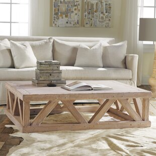 Architectural Coffee Table