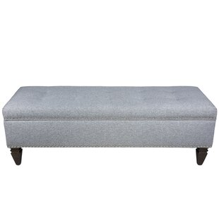 Keene Upholstered Storage Bench