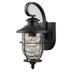 Liadan 1-Light Outdoor Wall Lantern