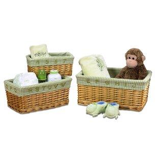 Affordable 3 Piece Storage Set By Creative Bath