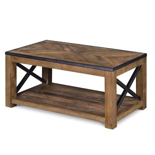 Battershell Coffee Table with Storage by Laurel Foundry Modern Farmhouse
