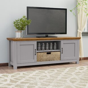 Buy clear Blarney TV Stand for TVs up to 58 by Gracie Oaks Reviews (2019) & Buyer's Guide