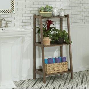 Inexpensive Isetta Ladder Bookcase ByCharlton Home