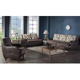 Northstate 2 Piece Sleeper Living Room Set by Red Barrel Studio®