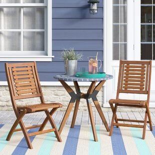Roseland 3 Piece Dining Set