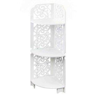 9 W x 31.5 H Bathroom Shelf by Rebrilliant