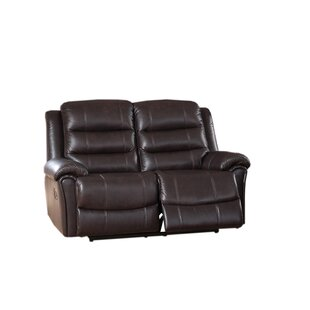 Lorretta Reclining Loveseat by Red Barrel Studio