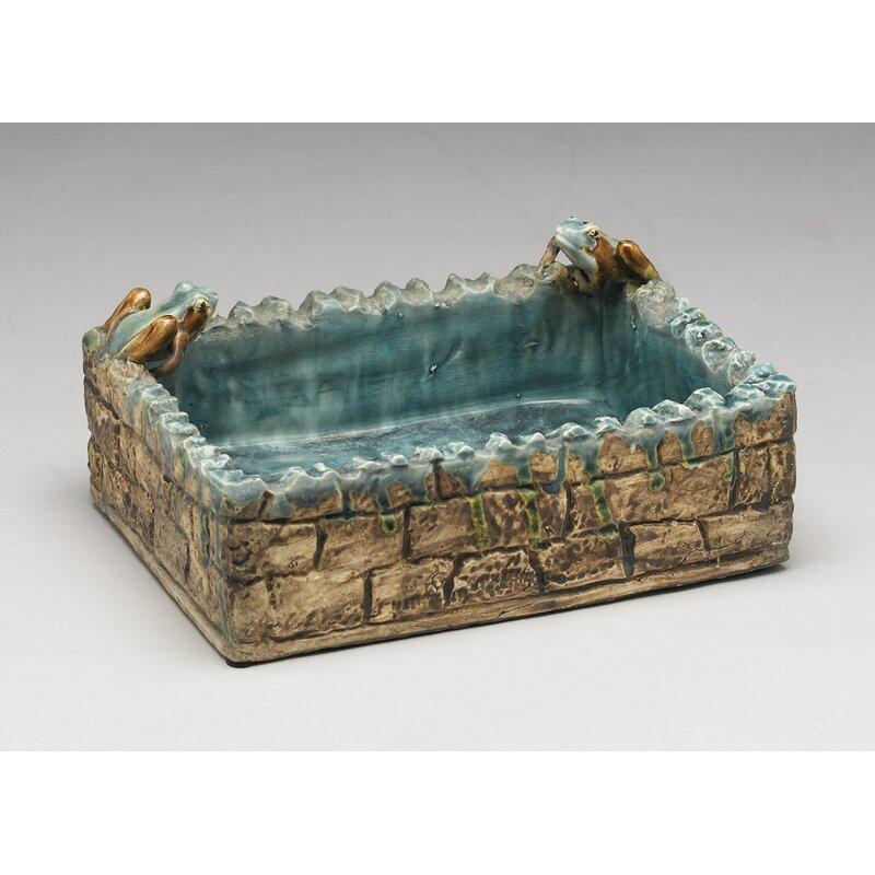 AA Importing Ceramic Planter Box