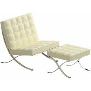 Gobinda 303 Lounge Chair and Ottoman by Orren Ellis