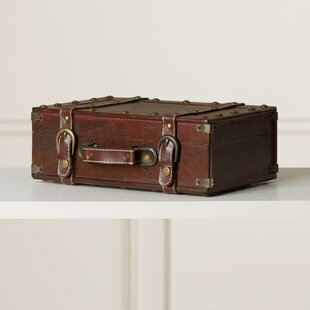 Griggs Suitcase by Darby Home Co