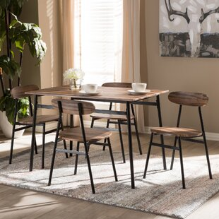 Telauges 5 Piece Dining Set