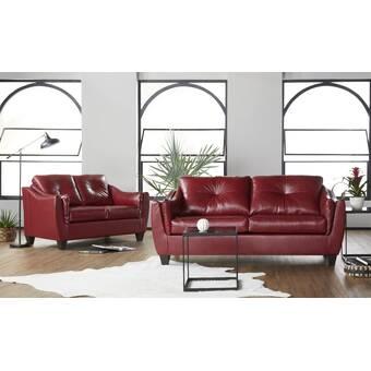 Canora Grey De Foix Living Room Collection Reviews Wayfair