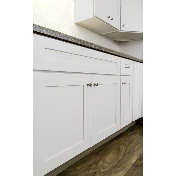 Ebern Designs Frits 34 5 X 30 Sink Base Cabinet Reviews Wayfair