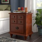 2 Drawer Night Stand by Darby Home Co