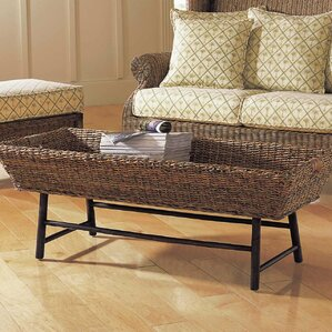 Basket Coffee Table by Pad..
