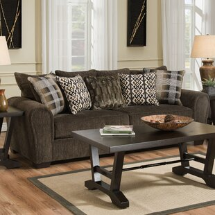 Shop Pleasant Avenue Sleeper Sofa by Loon Peak