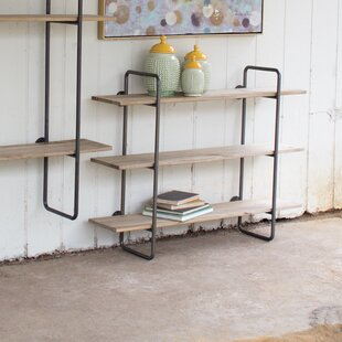Online Reviews Sherick Tiered Metal Tube Frame Wall Floating Shelf By17 Stories