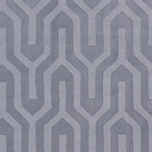 Buy Geron Lavender Hand-Woven Gray Area Rug!