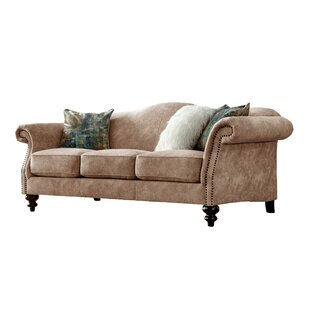Affordable Price New Hartford Mid Century Sofa by Fleur De Lis Living Reviews (2019) & Buyer's Guide