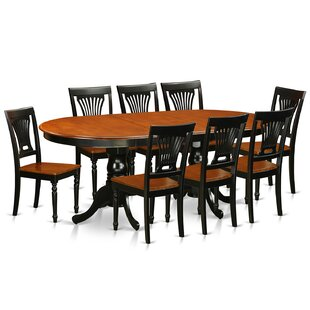 Germantown 9 Piece Dining Set by DarHome Co Spacial Price