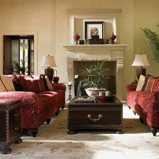 Royal Kahala 2 Piece Coffee Table Set