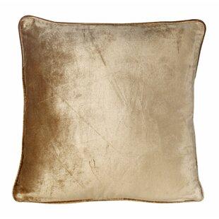 Luxe Velvet Throw Pillow