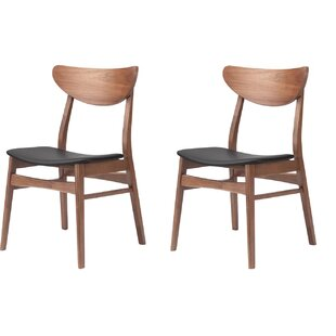 Vickers Light Dining Chair (Set of 2) Union Rustic