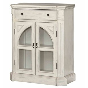 Marcela 2 Door Accent Cabinet by Ophelia & Co.