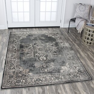 Comparison Moreland Gray Area Rug By Charlton Home