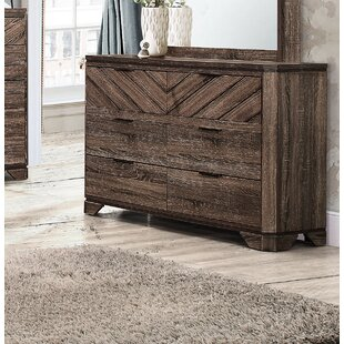 Lyle 6 Drawer Dresser