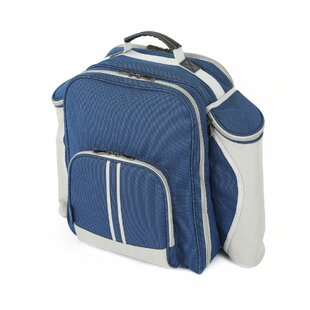39 Piece Picnic Backpack Set