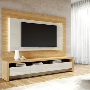 Makiver TV Stand for TVs up to 85