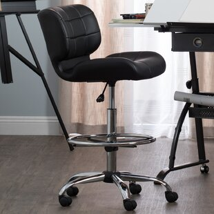 Crest Low-Back Drafting Chair by Studio Designs Great Reviews