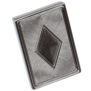Diamond Rectangle Novelty Knob
